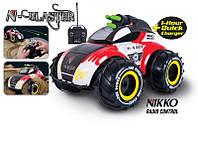 "Nikko 900015B2 Машинка на р/у ""N-BlasteR"", стреляет дротиками (1час зарядка аккум. 6v)"