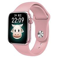 Смарт часы Smart Watch M16 Plus Розовый