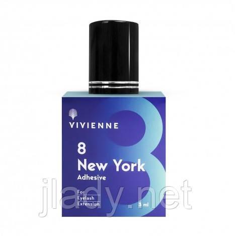 Клей для вій New York VIVIENNE, 3 мл