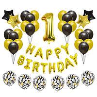 Набор шаров на День Рождения 060, фото 1