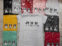 Женская стильная футболка производство Турция