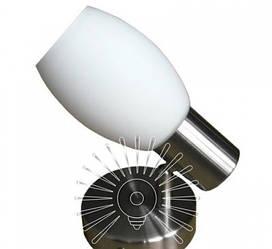 Спот, настенный поворотный светильник в коридор, возле зеркала, на кухню  140-1 бронза