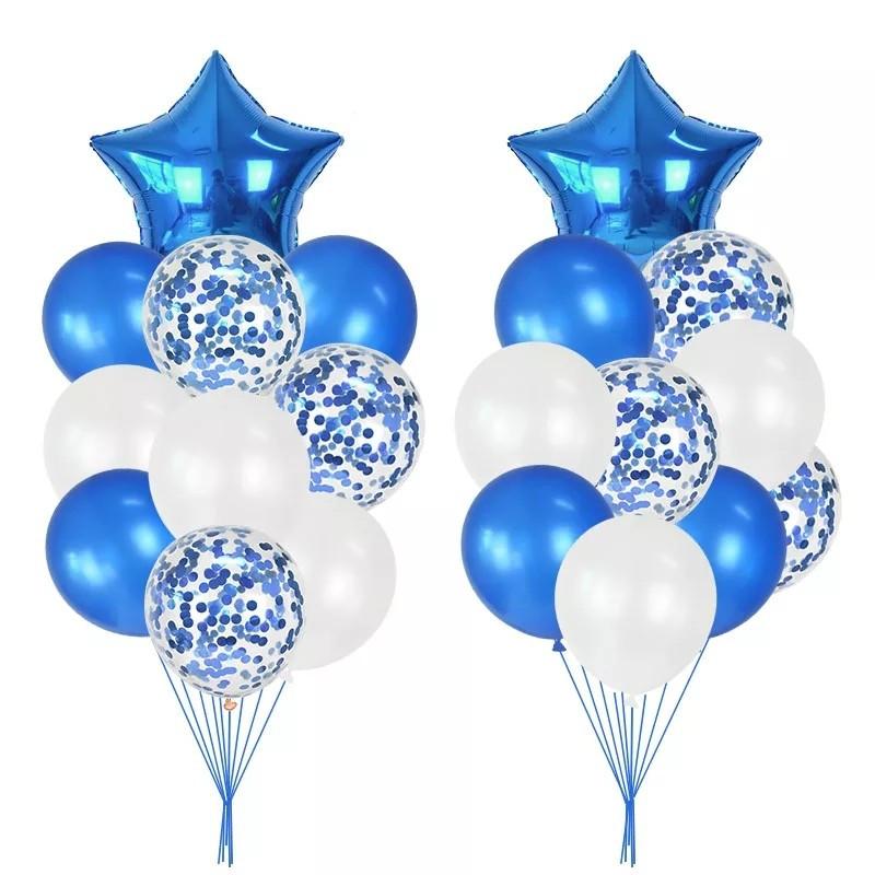 Набор воздушных шаров 052 (19 шт)