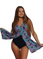 9017-5 Swimdress Слитный купальник - платье Boho