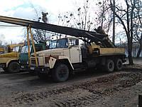 Сваебой КО-8 на базе Краз-250