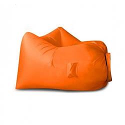 Надувное кресло-лежак Reswing Ламзак Armchair (Lamzac Standart) Оранжевый