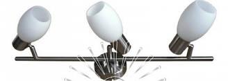 Спот, настенный поворотный светильник в коридор, возле зеркала, на кухню  140-3 бронза