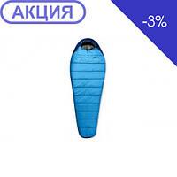 Спальник Trimm WALKER JR. sea blue/mid. blue 150