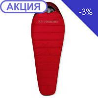 Спальник Trimm WALKER red/dark red 185 R