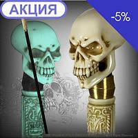 Трость Череп GC-Artis Skull PP-002BN-G