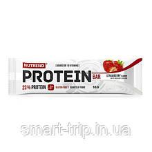 Протеиновый батончик Nutrend Protein Bar 55 g клубника