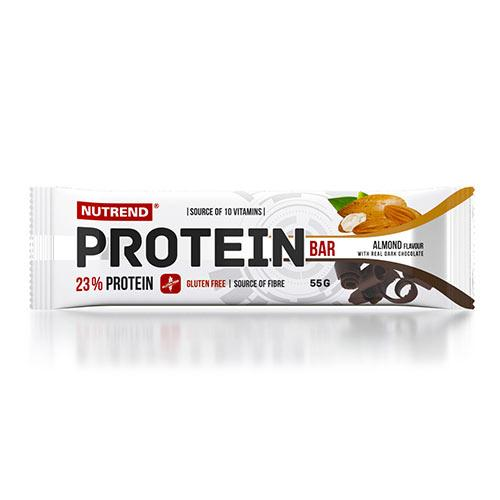 Протеиновый батончик Nutrend Protein Bar 55 g миндаль