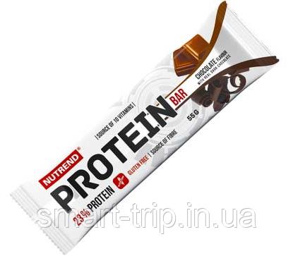 Протеїновий батончик Nutrend Protein Bar 55 g шоколад