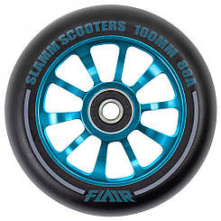 Slamm колесо Flair 2.0 blue 100 мм