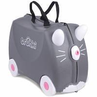 Детский чемоданчик Trunki  Benny (Кошка) TRU-0180