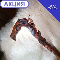 Трость Череп буйвола GC-Аrtis WP-buff-skull-027D