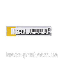 Стрижні д/кар., 0.3 мм, HB
