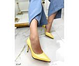 Туфли на шпильке с вырезом сбоку, фото 2
