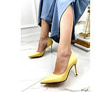 Туфли на шпильке с вырезом сбоку, фото 3