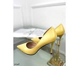 Туфли на шпильке с вырезом сбоку, фото 4