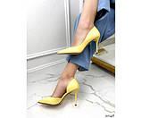 Туфли на шпильке с вырезом сбоку, фото 6