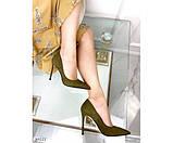 Човники на шпильці з вузьким носиком, фото 6