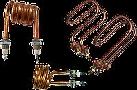 ТЭНы для аквадистилляторов ДЭ 4, ДЭ-5, ДЭ 10, ДЭ 25