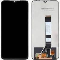 Дисплей для Xiaomi Redmi 9T, Poco M3 с тачскрином, Black (Original PRC)