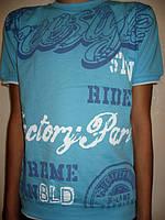 Трикотажная футболка для подростков  Blueland