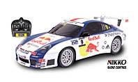 Nikko 160169A2 Автомобиль на р/у Porsche 911 GT3RS Red Bull (1:16), (4хААбат. в компл.)
