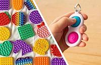 Pop it сенсорная игрушка для детей антистресс для взрослых