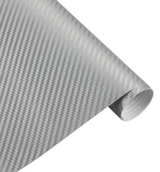 Плівка універсальна Карбон 3D з микроканалами 1.52 х 1 м Сіра