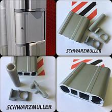 Ремкомплект шарнира задних ворот Schwarzmueller