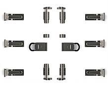 Комплект фурнитуры для ворот фургона Ø22 мм
