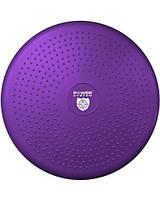Диск балансировочный для фитнеса 33 см Power System Фиолетовый