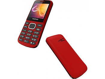 Термінал Nomi i188s Red (червоний)