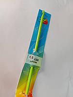 Гачок для в'язання плетіння пластик. Крючок для вязания пластик № 9