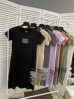 """Сукня жіноча, з написами, розмір 42-46 (7цв) """"SWEET"""" купити недорого від прямого постачальника"""