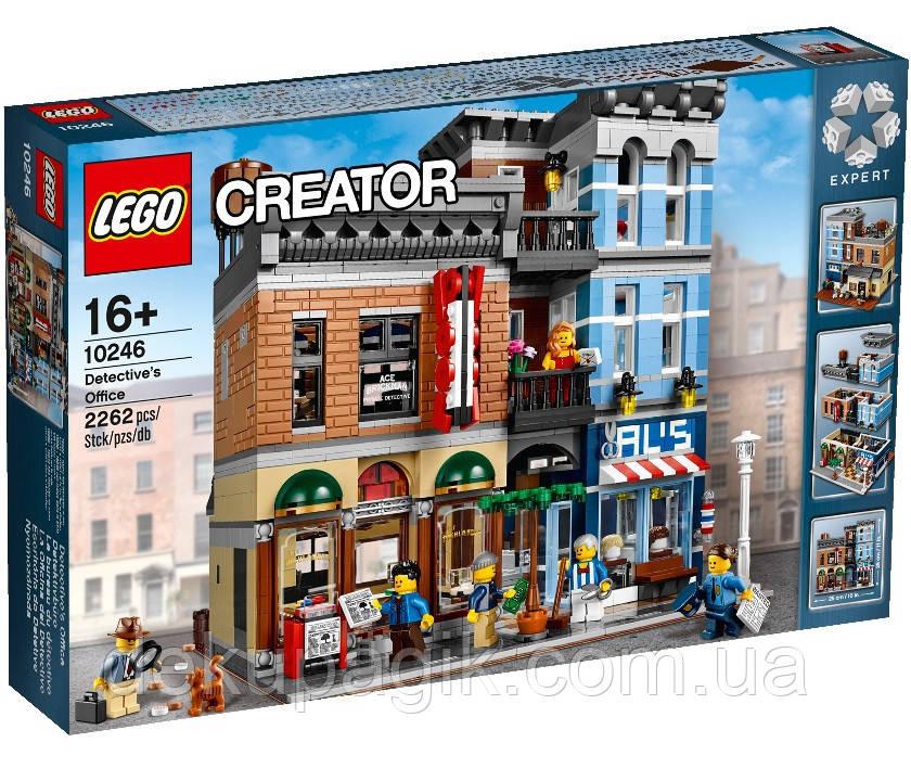 Lego Creator Кабинет детектива 10246