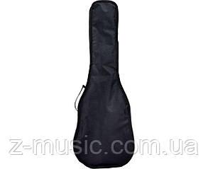 Чехол для укулеле концертного Deviser PG-U10-24, без утеплителя,  черный