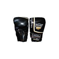 Перчатки боксерские снарядные Power System Чёрный