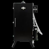 Комплект холодного та гарячого копчення Daddy Smoke сталь (120х61х52) з конвекцією, фото 1