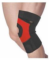 Фиксатор коленного сустава эластичный атлетический Power System