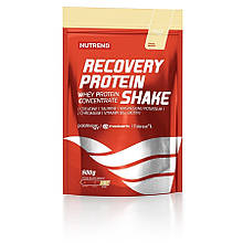 Гейнер Nutrend Recovery Protein Shake 500г ваниль