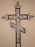 Крест на кладбище, Сх-2