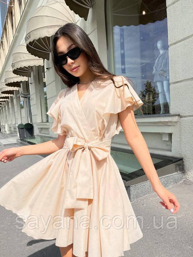 жіноча сукня вільного крою