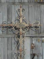 Крест на кладбище, Сх-4