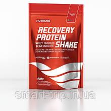 Гейнер Nutrend Recovery Protein Shake 500г клубника