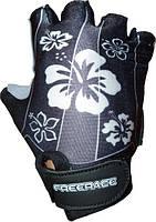 Велоперчатки для детей с антискольжением FREERIDE LISA Черный
