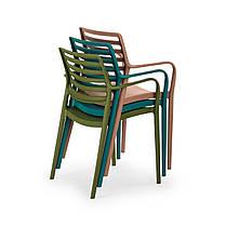 Кресло Tilia Louise XL серый цемент, фото 2